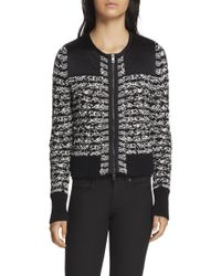 Rag & Bone | Viola Sweater Jacket | Lyst