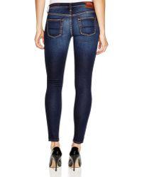 Jean Shop - Lana Mid-rise Skinny Jeans - Lyst