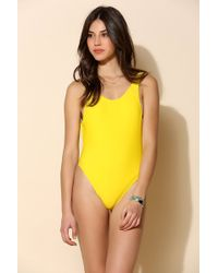 Yes Master - Baywatch Onepiece Swimsuit - Lyst