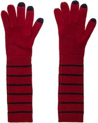 Marc By Marc Jacobs - Eva Gloves - Lyst