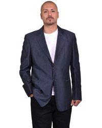 Giorgio Armani | Slim Fit Jacket | Lyst