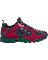 Mary Katrantzou Decathlon Zx 5000 Sneakers purple - Lyst
