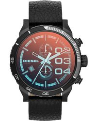 Diesel Gray watches - Lyst