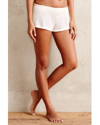 Eberjey Ardara Sleep Shorts - Lyst