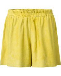 Iris Von Arnim Shorts Rommy yellow - Lyst