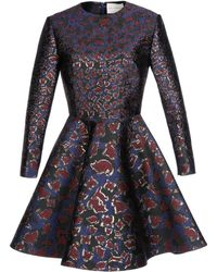 Mary Katrantzou Short Dress - Lyst