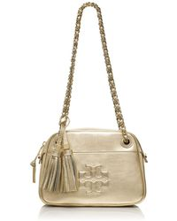 Tory Burch Thea Chain Cross-Body - Lyst