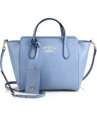 Gucci Swing Small Crossbody Bag - Lyst