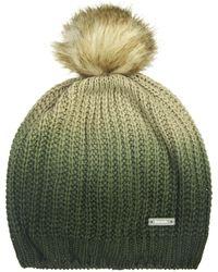 Bench - Corked Bobble Beanie Hat - Lyst