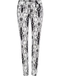 Genetic Denim Shya Printed Skinny Jeans - Lyst