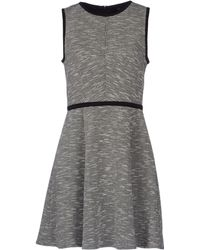 Tibi Short Dress - Lyst