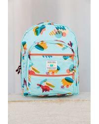 Mokuyobi - Big Pocket Backpack - Lyst