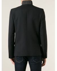 Dior Homme Stylised Double Breasted Blazer - Lyst