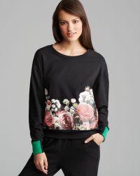Aiko - Sweatshirt Exclusive Floral - Lyst