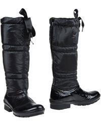 Vic Matie' Boots black - Lyst