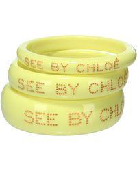 See By Chloé - Bracelet Acc N21 - Lyst
