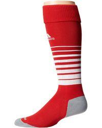 Adidas Team Speed Soccer Sock - Lyst