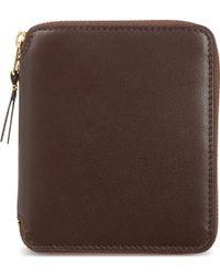 Comme Des Garçons Classic Leather Wallet - Lyst