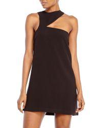 Re:named Asymmetrical Dress - Lyst
