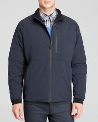 Tumi - Stand Collar Zipup Jacket - Lyst