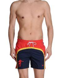 Pedro Del Hierro Madrid - Swimming Trunk - Lyst