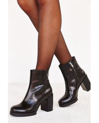 Cheap Monday Layer Split Sole Boot - Lyst