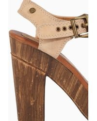 Tobi Love Child Platform Sandals - Lyst