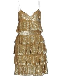 Elie Saab | Short Dress | Lyst