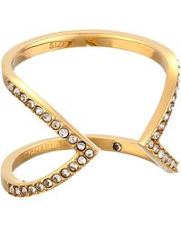 Michael Kors Open Arrow Ring - Lyst