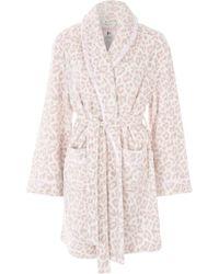 Jane Norman | Animal Print Nightwear Gown | Lyst