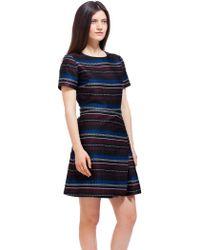 Suno Layered Dress - Lyst