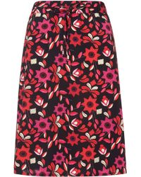 Somerset by Alice Temperley - Floral Skirt - Lyst