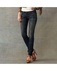RRL | Cheyennewash Skinny Jean | Lyst