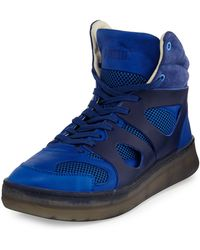 Alexander McQueen x Puma Move Mid High-top Sneakers - Lyst