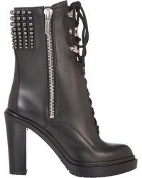 Sergio Rossi Rockstar Boots - Lyst