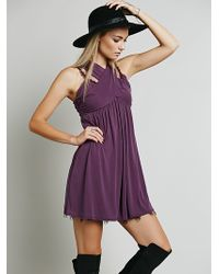 Free People Wrapped Around You Dress - Lyst