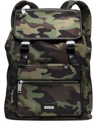 Michael Kors Windsor Large Camo Backpack - Lyst