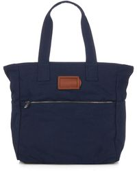 Marc By Marc Jacobs | Canvas Square Tote | Lyst
