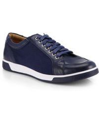 Cole Haan Vartan Low-Top Sneakers - Lyst