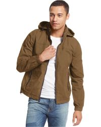 Tommy Hilfiger Sonora Hooded Jacket - Lyst