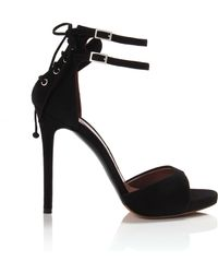 Tabitha Simmons | Viva Suede Sandals  | Lyst