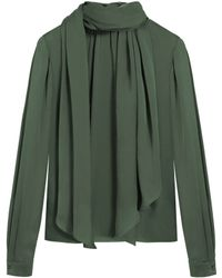 Mulberry Chelsea Blouse - Lyst