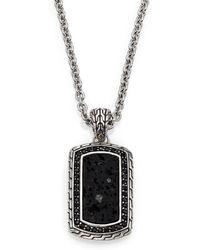 John Hardy | Batu Classic Pendant Necklace | Lyst