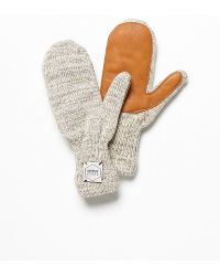Free People | Upstate Stock Womens Back Country Mitten | Lyst