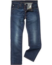 Levi's 527 Boot Cut Station Master Jean - Lyst