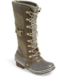 Sorel 'Conquest Carly' Boot - Lyst