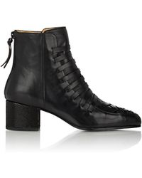 Thakoon Addition Estelle Ankle Boots