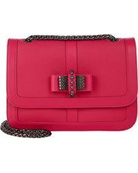 Christian Louboutin Sweet Charity Shoulder Bag - Lyst