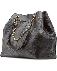 See By Chloé Beki Textured Leather Tote - Lyst
