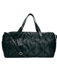 ASOS | Quilted Nylon Holdall | Lyst